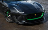 Jaguar F-Type R-based Lister Thunder