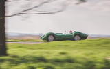 Driving the Lister Knobbly