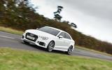 Litchfield Audi RS3 cornering
