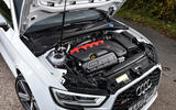 Litchfield Audi RS3 engine bay
