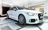 Litchfield Audi RS3 on the dynamo