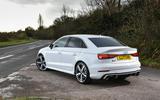 Litchfield Audi RS3 rear quarter