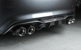 Litchfield BMW M2 Akrapovic exhaust