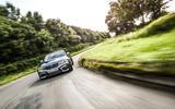 Litchfield BMW M2 cornering