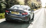 Litchfield BMW M2 rear