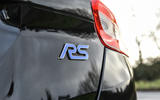 Litchfield Ford Focus RS badging