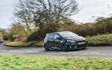 Litchfield Ford Focus RS cornering