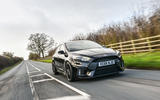 Litchfield Ford Focus RS on the road