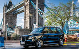 LEVC TX London black cab now certified to carry fare-paying passengers