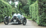 Morgan 3 Wheeler - long term test