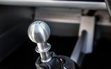 Lotus Elise Cup metal gearknob