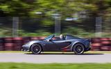 Lotus Elise Sprint side profile