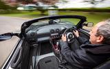 Driving the Lotus Elise Sprint