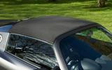 Lotus Elise Sprint fabric roof