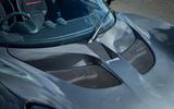 Lotus Elise Sprint bonnet scoops