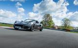 Lotus Elise Sprint cornering