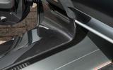 Lotus Elise Sprint centre console