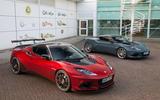 Lotus Evora GT430 and 430 Sport