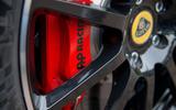 Lotus Evora GT430 AP Racing