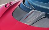 Lotus Evora GT430 carbonfibre trim