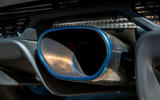 Lotus Evora GT430 exhaust system