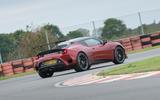 Lotus Evora GT430 rear cornering