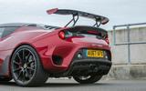 Lotus Evora GT430 rear end