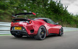 Lotus Evora GT430 rear