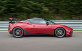 Lotus Evora GT430 side profile