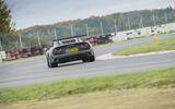 Lotus Exige Cup 430 rear cornering