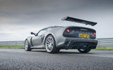 Lotus Exige Cup 430 rear quarter