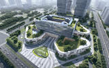 Lotus Technology HQ architectural image