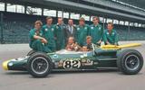 Great race car 11: Lotus 38