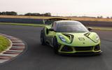Lotus Emira GT4 2