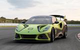 Lotus Emira GT4 3