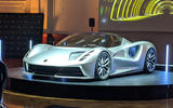 Lotus Evija official reveal - front