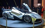 Lotus Evija official reveal - right