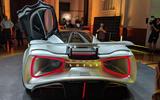 Lotus Evija official reveal - rear