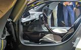 Lotus Evija official reveal - interior