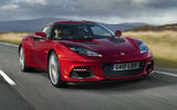 2020 Lotus Evora GT410 - hero front