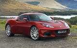 2020 Lotus Evora GT410 - static front