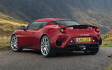 2020 Lotus Evora GT410 - static rear