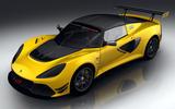 998kg Lotus Exige Race 380 racing model revealed