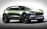 What a Lotus SUV might look like