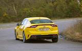 Kia Stinger GT S long-term review cornering