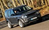 253bhp Land Rover Discovery Landmark