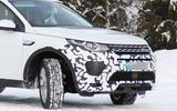 Hot Land Rover Discovery Sport