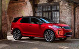 Discovery Sport side static