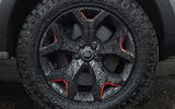 Land Rover Discovery SVX alloys