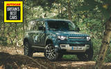 Britain's Best Car Awards 2020 - Land Rover Defender